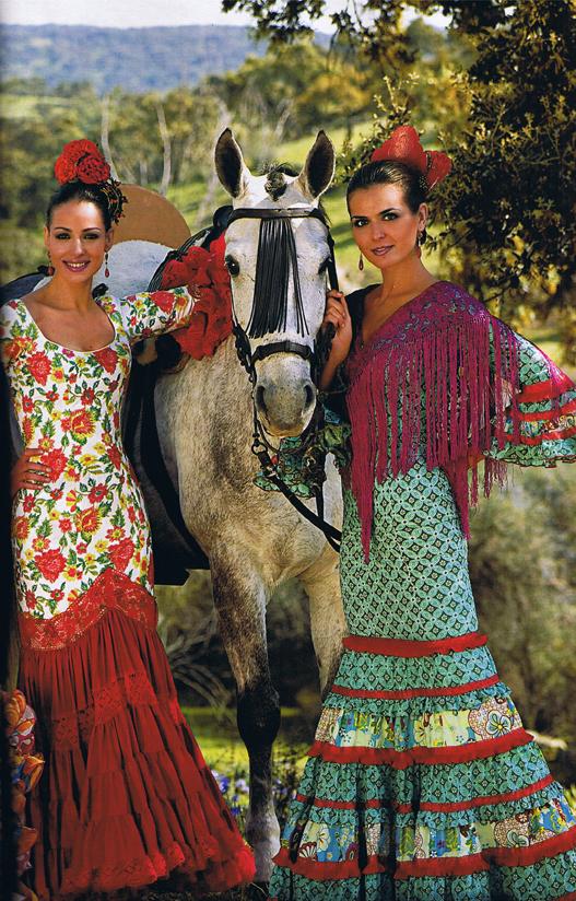 cheval pur sang andalou